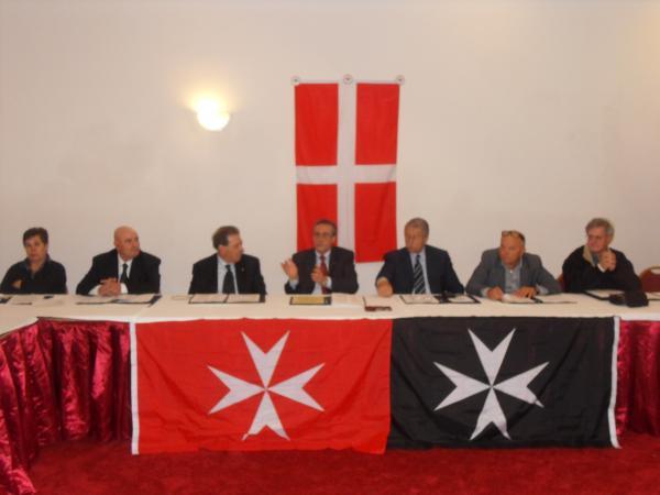 Congresso Ordini Cavallereschi - Tunisia 2012